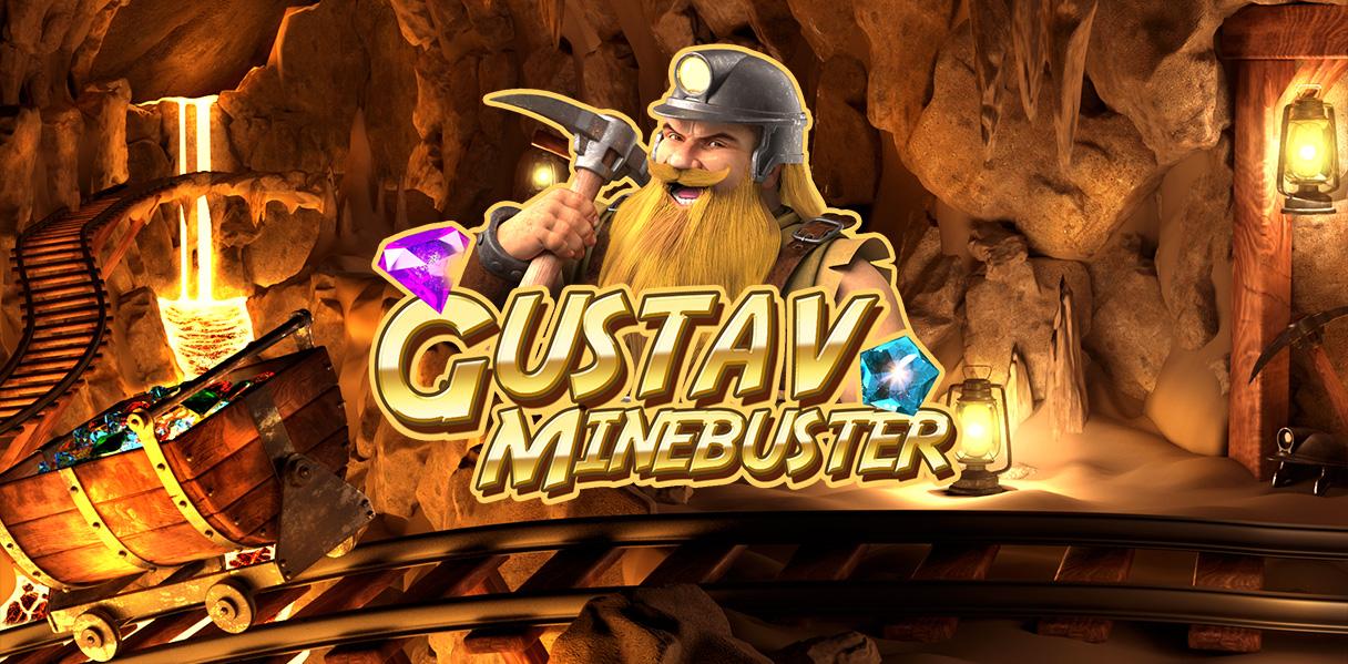 Gustav Minebuster slot