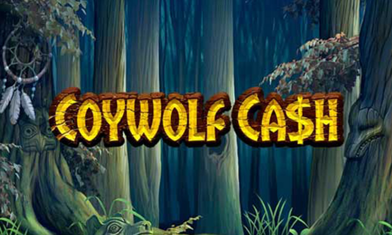 Play Coywolf Cash Slot at SlotsWise