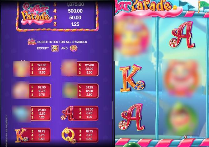 Play Sugar Parade - Claim Free Spins at SlotsWise