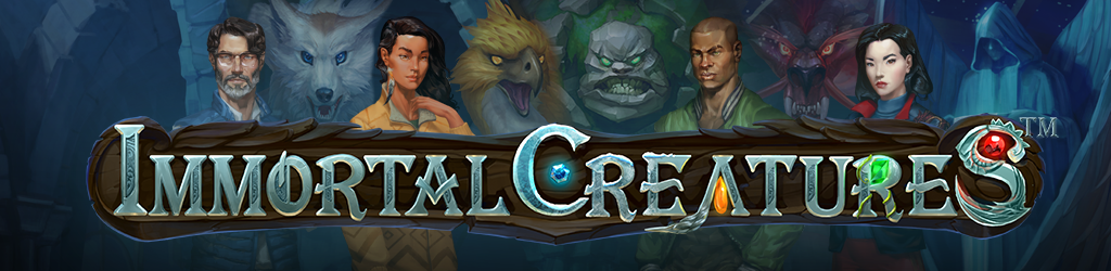 Play Immortal Creatures Slot with 100 Spins