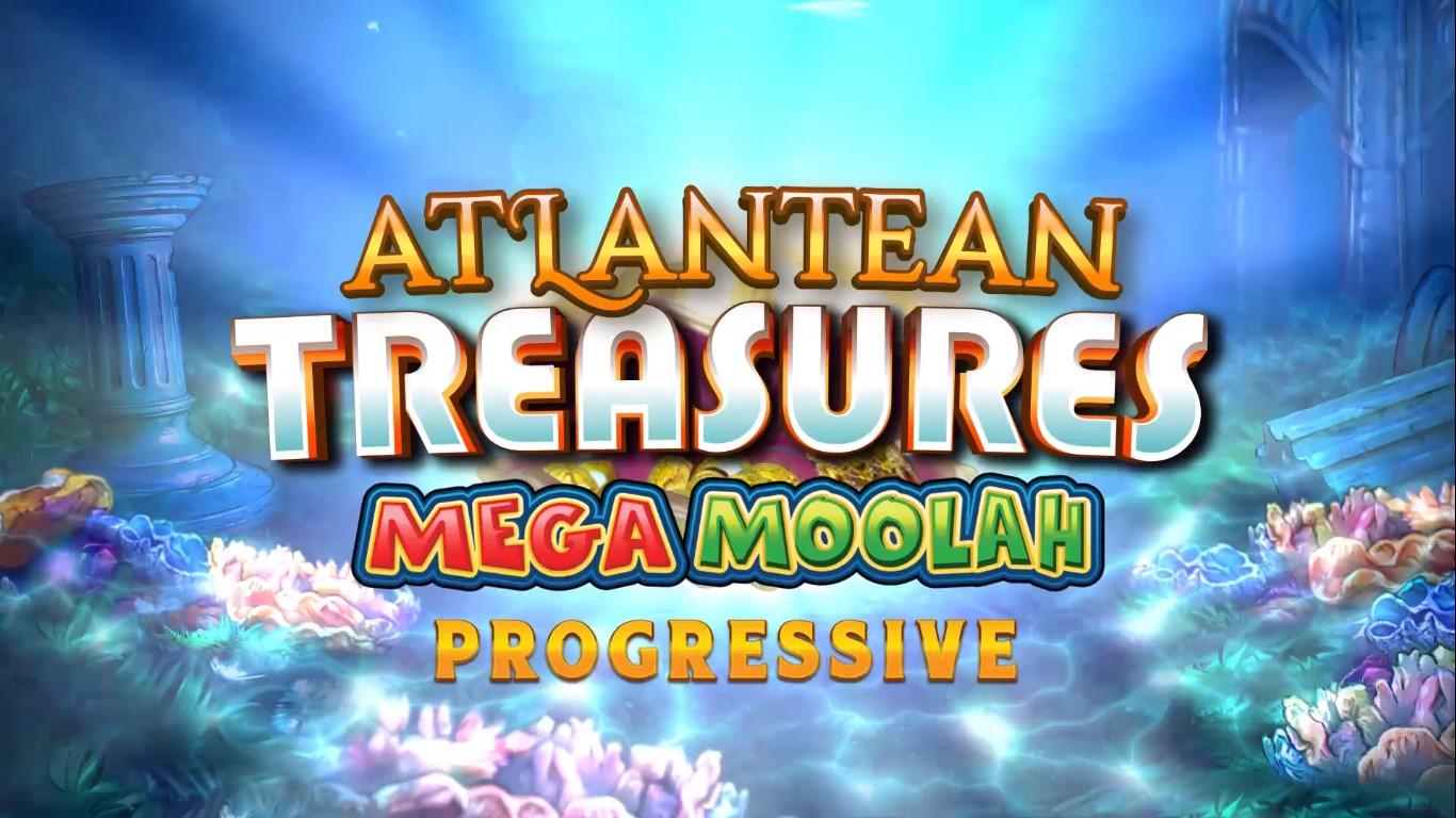 Play Atlantean Treasures Mega Moolah Slot