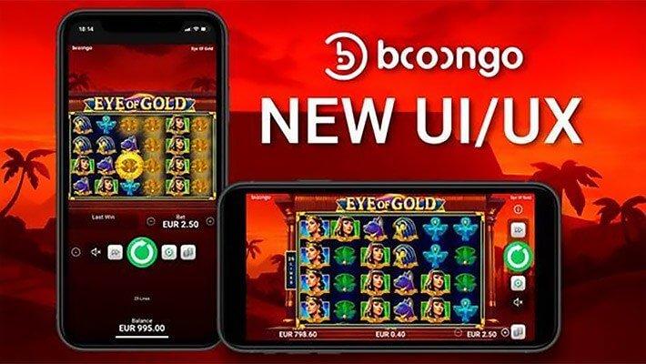 booongo mobile experience