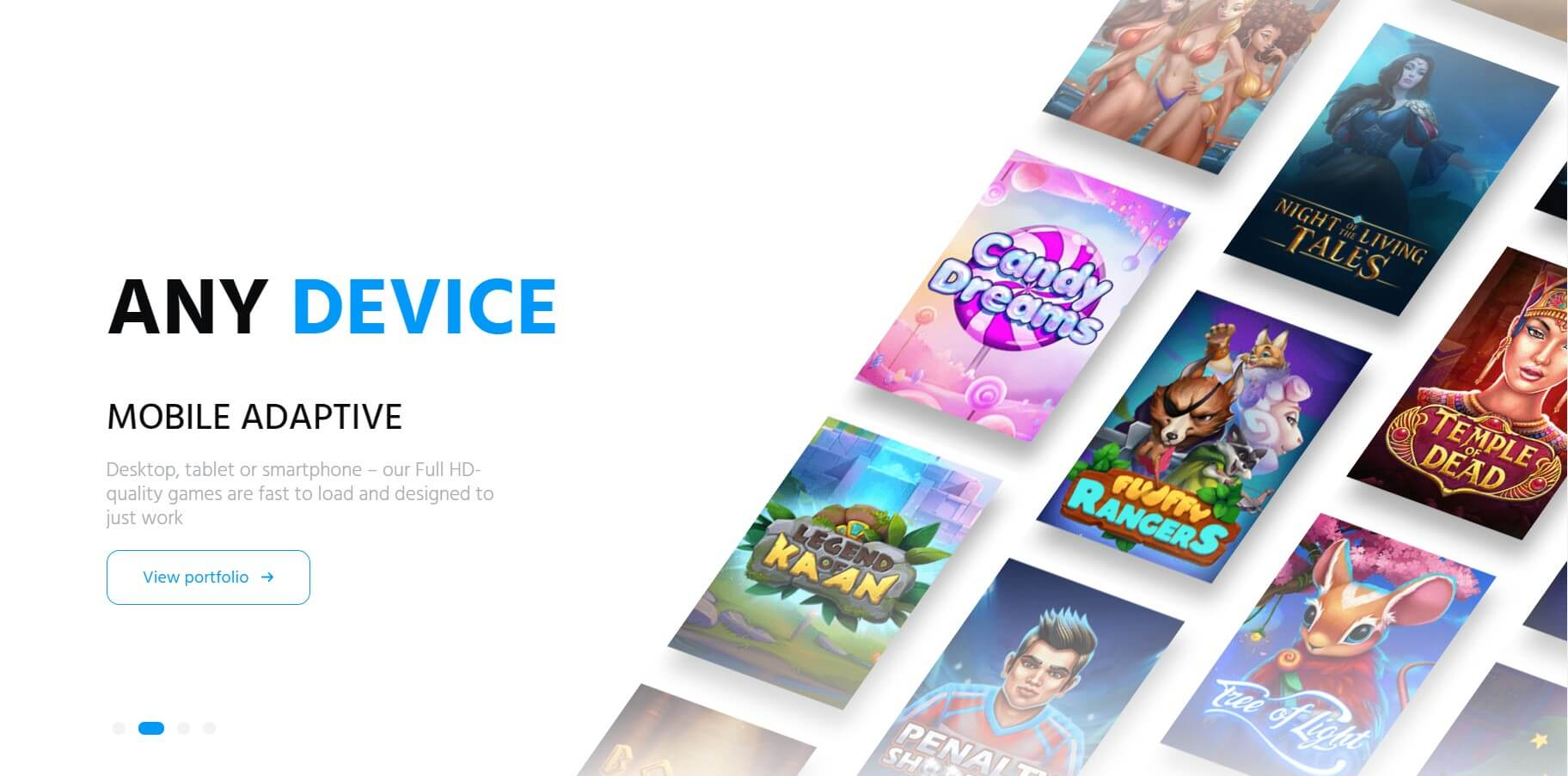 evoplay entertainment mobile experience