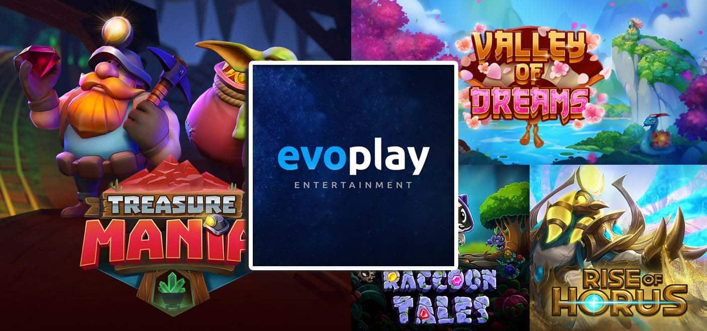 evoplay entertainment slots provider