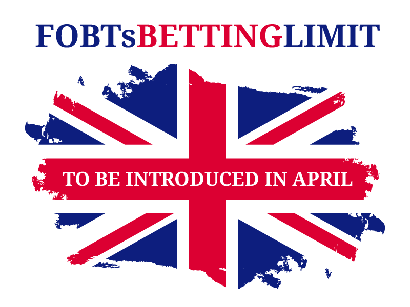 New FOBTs Limit To Be Introduced In April 2019
