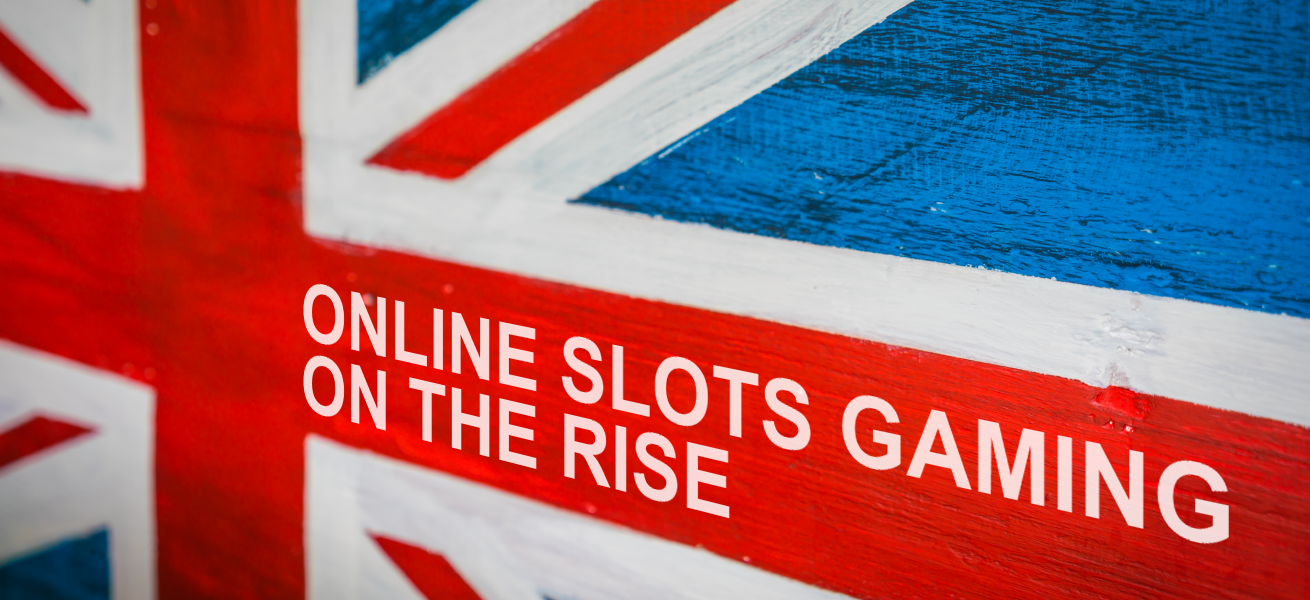 Online Slots Gaming In The UK On The Rise