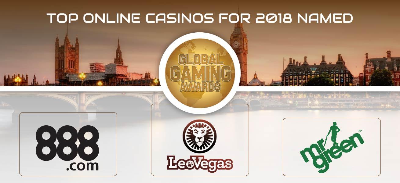 Leo Vegas Named Top Online Casino At The GGA London 2019